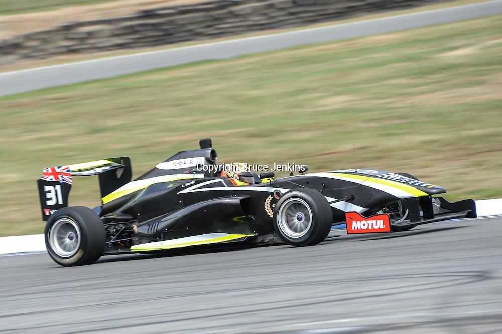 Toyota Racing Series 2016, Round 1 Ruapuna
