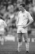 Twickenham. Great Britain.  Dean RYAN<br /> 15.20.1988. London And South East Division vs Australia The Old Twickenham Stadium [The start of the new Stadium started soon after this game]<br />  <br /> <br /> [Mandatory Credit, Peter Spurrier/ Intersport Images].