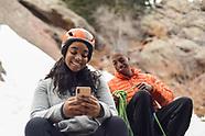 Boulder Climbing for Alpine Bank