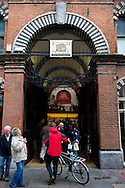The English Market, Cork, Ireland.
