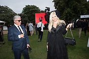 CHERYL REID, The Serpentine Party pcelebrating the 2019 Serpentine Pavilion created by Junya Ishigami, Presented by the Serpentine Gallery and Chanel,  25 June 2019