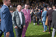JOHN FROM PORTSMOUTH, Qatar Prix de l'Arc de Triomphe, Longchamp, Paris, 6 October 2019