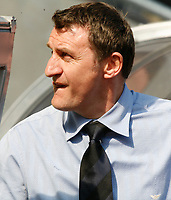 Photo: Steve Bond.<br />Coventry City v West Bromwich Albion. Coca Cola Championship. 28/04/2007. West Brom manager Tony Mowbray
