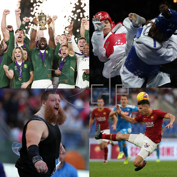 Roma 06/06/2019 , Stadio Olimpico<br /> IAAF Diamond League<br /> Golden Gala Pietro Mennea 2019