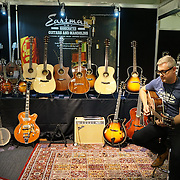 London,England,UK, 10th September 2016: London Acoustic Show exhibtion at Olympia London. Photo by See Li/Picture Capital
