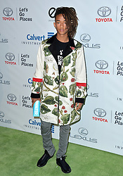 Jaden Smith attends the 26th Annual EMA Awards at Warner Bros. Studios on October 22, 2016 in Burbank, Los Angeles, CA, USA. Photo by Lionel Hahn/ABACAPRESS.COM