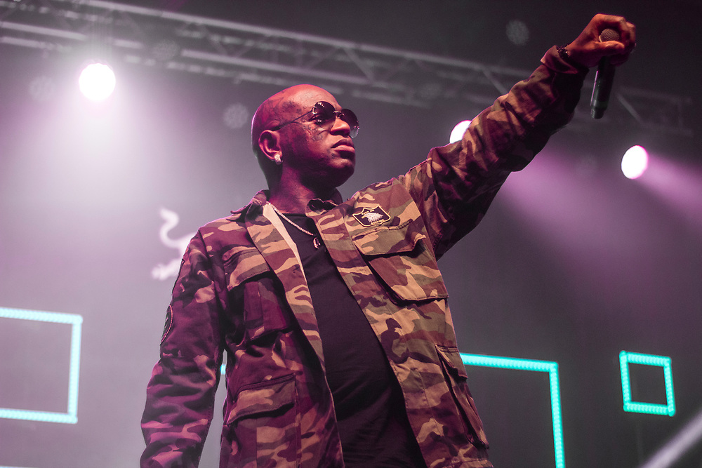 Big Tymers reunite for Red Bull Sound Select's 30 Days In Chicago concert series, at Fake Shore Drive's 10th Anniversary Celebration.