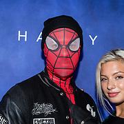 NLD/Amsterdam/20181003 - IMAX 3D vertoning Venom, Amber Delil en spiderman