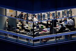 Um escritorio do bairro Shinjuku, próximo ao centro de Tókio. FOTO: Jefferson Bernardes/Preview.com