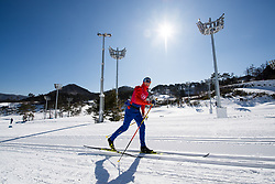 February 5, 2018 - Pyeongchang, SOUTH KOREA - 180205 Didrik TÂ¿nseth of Norway' during a training session on February 5, 2018 in Pyeongchang..Photo: Jon Olav Nesvold / BILDBYRN / kod JE / 160136 (Credit Image: © Jon Olav Nesvold/Bildbyran via ZUMA Press)