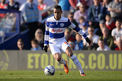 QPR's midfielder Ravel Morrison  - Photo mandatory by-line: Mitchell Gunn/JMP - Tel: Mobile: 07966 386802 29/03/2014 - SPORT - FOOTBALL - Loftus Road - London - Queens Park Rangers v Blackpool - Championship