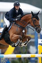 Cox Karel, (BEL), Cor Van De Wateringhoeve<br /> Belgisch Kampioenschap - Lanaken 2015<br /> © Hippo Foto - Dirk Caremans<br /> 19/09/15