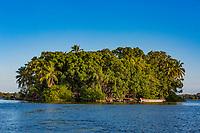 landscapes of las isletas de Granada Nicaragua lake