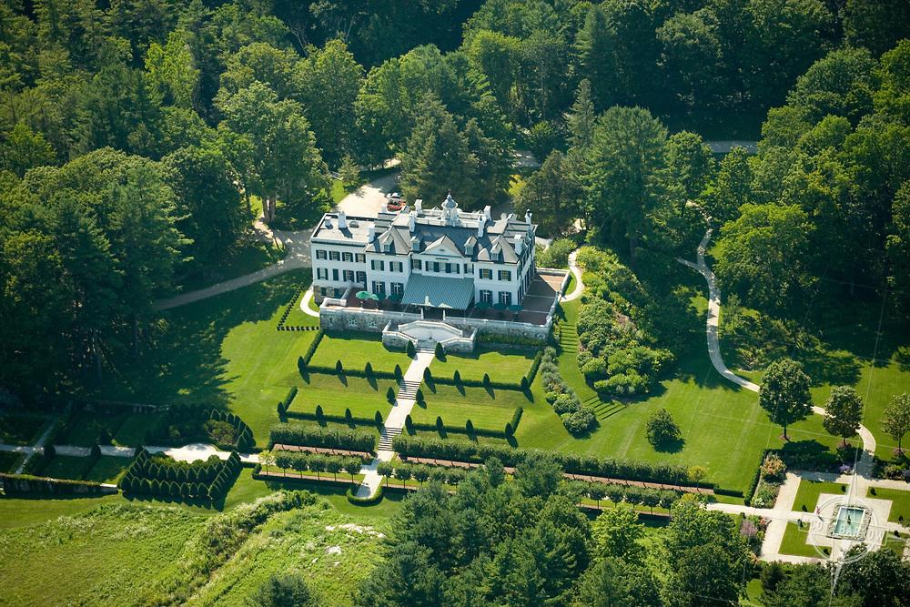 The Mount, Lenox, MA 01240.  Home of author Edith Wharton.