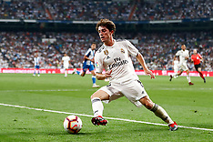 Real Madrid v RCD Espanyol - 22 Sept 2018