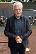 NPO Opening televisieseizoen 2015-2016 in het JT Theater, Hilversum.<br /> <br /> Op de foto:  Jan slagter