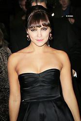 © Licensed to London News Pictures. Annabel Scholey, attending the London Evening Standard Theatre Awards at the The Savoy Hotel in London, UK on 17 November 2013. Photo credit: Richard Goldschmidt/PiQtured/LNP
