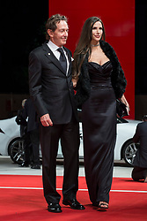 Jenna Hurt, John Branca arriving for the premiere of Michael Jackson's Thriller 3D as part of the 74th Venice International Film Festival (Mostra) in Venice, Italy, on September 4, 2017. Photo by Marco Piovanotto/ABACAPRESS.COM