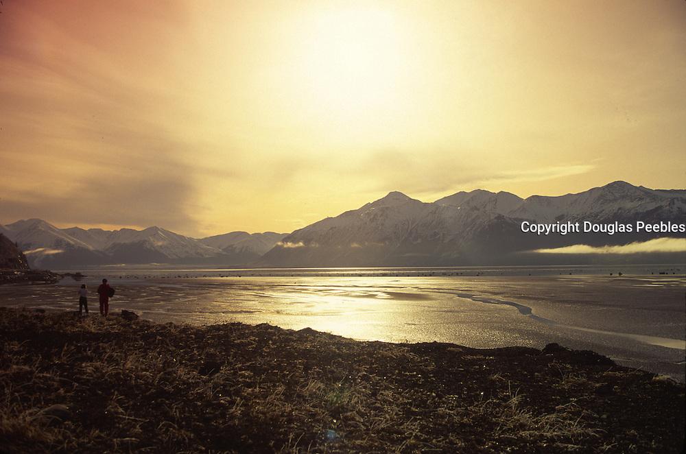 Turnagain Arm, Cook Inlet, Alaska<br />