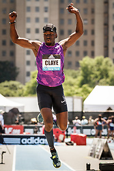 adidas Grand Prix Diamond League Track & Field: Mens' Triple Jump, Will Claye, USA