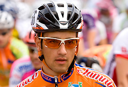 Alen Majersic at Slovenian National Championships in Road cycling, 178 km, on June 28 2009, in Mirna Pec, Slovenia. (Photo by Vid Ponikvar / Sportida)