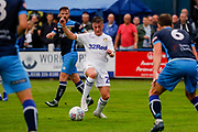 Leeds United Robbie Gotts (25)  during the Pre-Season Friendly match between Tadcaster Albion and Leeds United at i2i Stadium, Tadcaster, United Kingdom on 17 July 2019.