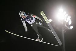 08.01.2016, Mühlenkopfschanze, Willingen, GER, FIS Weltcup Ski Sprung, Willingen, im Bild Kenneth Gangnes, Norwegen, beim Qualifikationsspringen // during Skijumping Qualification of FIS Skijumping World Cup at the Mühlenkopfschanze in Willingen, Germany on 2016/01/08. EXPA Pictures © 2016, PhotoCredit: EXPA/ Eibner-Pressefoto/ Socher<br /> <br /> *****ATTENTION - OUT of GER*****