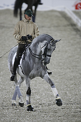 Helgstrand Andreas - Blue Hors Matine<br /> World Equestrian Games Aachen 2006<br /> Photo © Hippo Foto