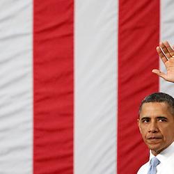 20110506: USA, Barack Obama in Indianapolis