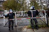 """2021/10/14 """"Rote Zone"""" KøpiPlatz"""