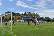 General view of Bluewater Stadium in the Handa Premiership football match, Hawke's Bay United v Auckland City FC, Bluewater Stadium, Napier, Sunday, January 31, 2021. Copyright photo: Kerry Marshall / www.photosport.nz