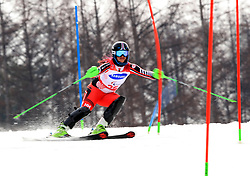 Canada's Alana Ramsey competes in the Women's Slalom, Standing at the Jeongseon Alpine Centre during day nine of the PyeongChang 2018 Winter Paralympics in South Korea