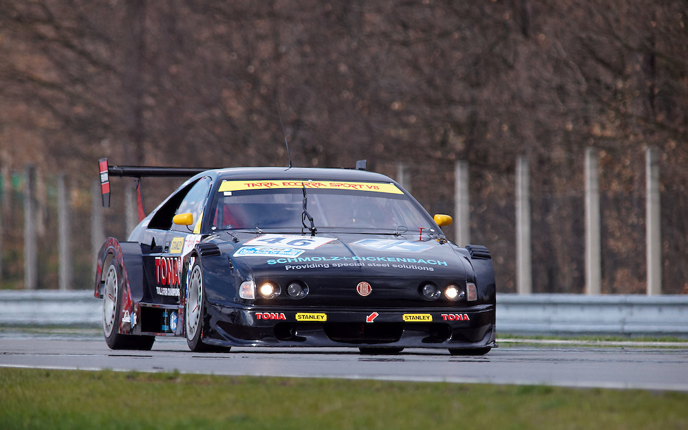 Race days - Tatra Eccora V8 Sport