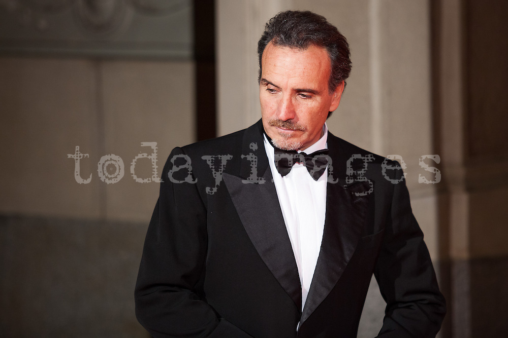 Marco Severini during the photocall of Vanity Fair 5th Anniversary party In Madrid