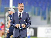 Coach Franco Smith (Italy) during the Guinness Six Nations 2020, rugby union match between Italy and England on October 31, 2020 at the Stadio Olimpico in Rome, Italy - Photo Luigi Mariani / LM / ProSportsImages / DPPI