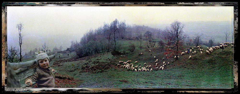 """All My Treasure<br /> Irreversibly Lost Moment, Somewhere in Transylvania <br /> <br /> Digital Print up to 24x72"""""""