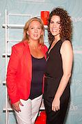 Carri McClure, and Jenni Luke, CEO, Step UP