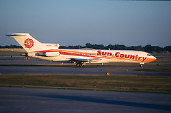 Sun Country Jet