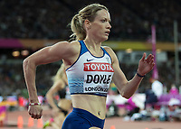 Athletics - 2017 IAAF London World Athletics Championships - Day Five, Evening Session<br /> <br /> <br /> <br /> at the London Stadium<br /> <br /> COLORSPORT/DANIEL BEARHAM