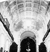 The St. Paul's Church, is situated on Diu Island, on the west coast of India, a Union Territory of India. Diu came under the control of Portuguese colonists in early 16th century.