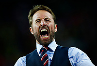 England coach Gareth Southgate celebration<br /> Moscow 03-07-2018 Football FIFA World Cup Russia 2018 <br /> Colombia - England / Colombia - Inghilterra<br /> Foto Matteo Ciambelli/Insidefoto