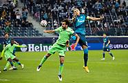 Zenit St Petersburg v S.S> Lazio 04/11