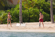 Excl: Lionel Messi and Antonella Roccuzzo on Honeymoon - 9 July 2017