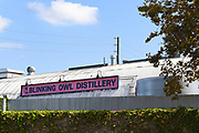 Blinking Owl Distillery, Building and Signage in Orange County