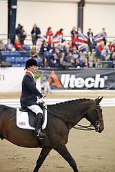 Pearson Lee (GBR) - Gentleman<br /> Alltech FEI World Equestrian Games <br /> Lexington - Kentucky 2010<br /> © Hippo Foto - Leanjo de Koster