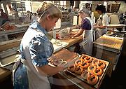 Midtown Historic Farmers' Market, Pretzel Makers, Amish and Mennonites, Harrisburg, PA,