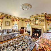 A room at a B&B, taken for the owners for web and print marketing purposes.