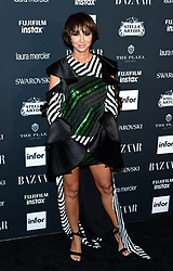 attends the Harper's Bazaar Icons by Carine Roitfeld celebration at The Plaza Hotel in New York, NY on September 8, 2017.  (Photo by Stephen Smith/SIPA USA)