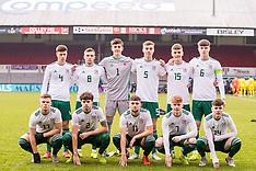 2019-11-19 Kosovo U19 v Wales U19