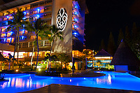 Swimming pool, Royal Terra Beach Resort Hotel, Noumea, Grand Terre, New Caledonia